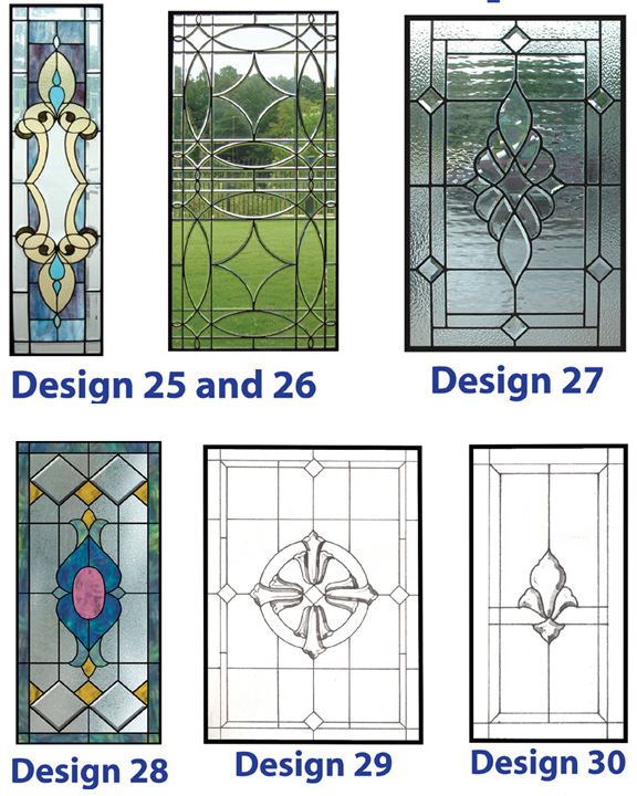 Stained glass window designs home home review co for Window glass design 5 serial number
